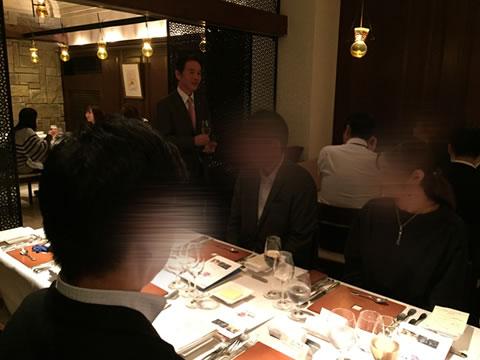 第8回春咲会(福岡) 挨拶 ドクター・エージェント 代表 宮崎