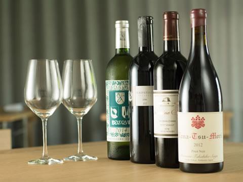 ローブランシュ(L'eau Blanche) 福岡・中洲 ワイン